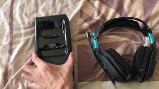 getlinkyoutube.com-UNBOXING ASTRO A50 | MAXWHIS