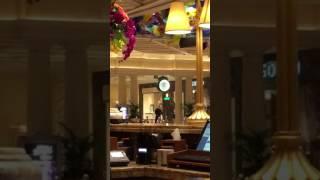 Bellagio lobby robbery