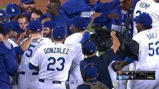 getlinkyoutube.com-Dodgers clinch second straight NL West title