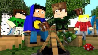 getlinkyoutube.com-Minecraft - NOSSAS FÉRIAS - O FILME!