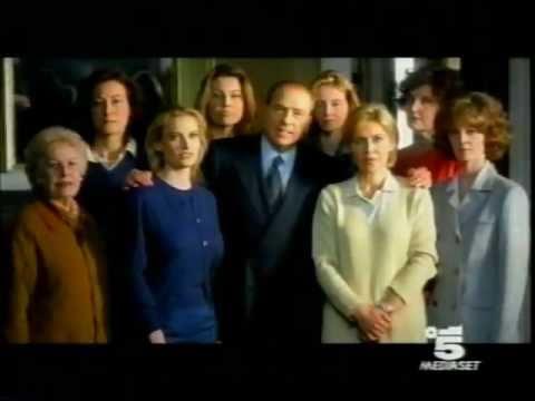 Spot di Forza Italia anno 1999