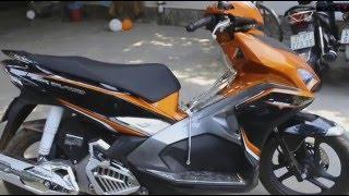 "getlinkyoutube.com-Chi tiết Xe Máy Honda Air Blade Mới "" 2015 - 2016 "" FULL HD [net]"