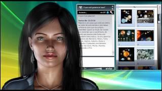 getlinkyoutube.com-Assistente Virtual Denise 1.0 - Guile 3D Studio - Versão Portuguesa Parte 1