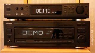 getlinkyoutube.com-Technics SH-GE90 vs. Kenwood GE7020