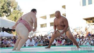 getlinkyoutube.com-2013 US SUMO OPEN - SUMO SLAM (Byamba vs. Kelly) - Official Video