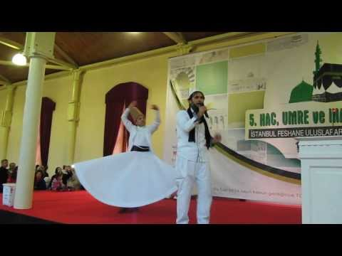 Peçeli Bülbül 5.Hac Umre Fuar'inda Muhteşem Konseri..gönüller sultani (www.hacilarturizm.com.tr)