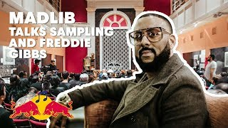 getlinkyoutube.com-Madlib Lecture (New York 2016) | Red Bull Music Academy