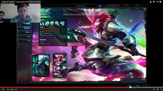 getlinkyoutube.com-League of Legends - Free Hecarim Skin Glitched Code!!! PATCHED