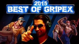 Gripex Lee Sin Montage 2 - Best Plays 2015