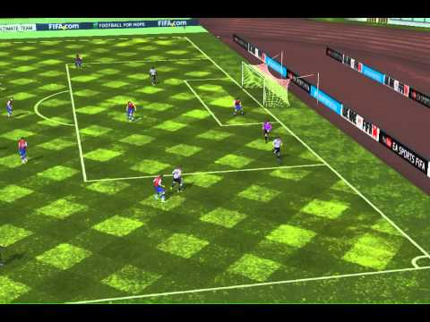 FIFA 14 iPhone/iPad - ErOtIk vs. York City