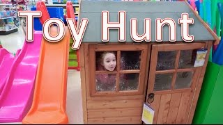 getlinkyoutube.com-Toy Hunting - Despicable Me,  Paw Patrol, Shopkins, My Little Pony and Lots more