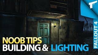 getlinkyoutube.com-Fallout 4 | Building & Lighting Basics [Noob Tips]
