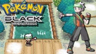 getlinkyoutube.com-Pokemon Black Hack: Playing as Brendan