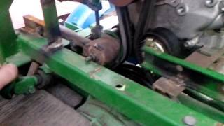 getlinkyoutube.com-Мини трактор передняя балка подробно!