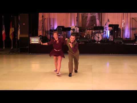 ILHC 2012 - Pro Classic Lindy - William Mauvais & Maeva Truntzer