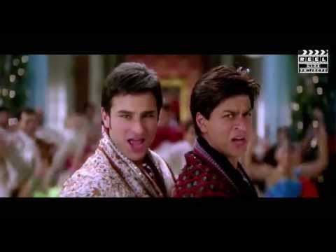 REEL LIFE PROJECTS - Shahrukh Khan Mashup
