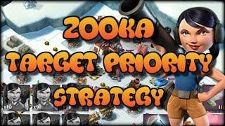 getlinkyoutube.com-7.31.15 Boom Beach Zooka Target Priority Strategy and Gearhart