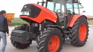 getlinkyoutube.com-Mechaman's Kubota M128X Tractor Test