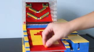 getlinkyoutube.com-Ultimate LEGO Skeeball Machine