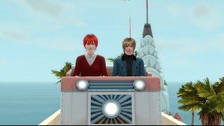 getlinkyoutube.com-[Livestream] The Sims 3 Roaring Heights #3 หนุ่มน้อยหน้าใสกับนายอาทิตย์