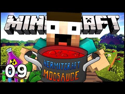 Hermitcraft ModSauce - Ep.09 : Ender Quarry Time!