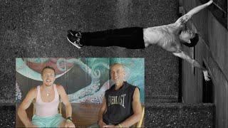 getlinkyoutube.com-Тим Шифф, веган, двукратный чемпион мира по паркуру, интервью для россиян, Гавайи, апрель 2015.