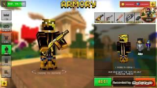 All my skins for pixel gun 3d