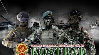 Kostrad : Pasukan Pemukul Strategis TNI AD