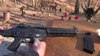 getlinkyoutube.com-SIG 556  Classic Swat Model