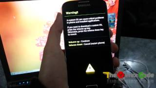 getlinkyoutube.com-How To Make OTA Update Work On Samsung Galaxy S4 GT i9500 i9505