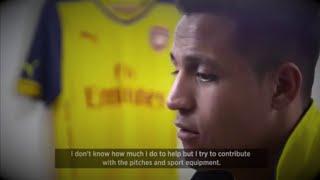 getlinkyoutube.com-Alexis Sanchez BBC Documentary - Arsenal [español with english subtitles]