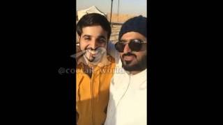 getlinkyoutube.com-تغطية زيارة سعد القحطاني لمخيم شباب زد رصيدك 5