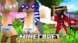 getlinkyoutube.com-Minecraft Royal Family-RAMONA KICKS US OUT OF THE MAGICAL KINGDOM!!