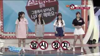 "Mickey Mouse Club "" Party"" dance cover SMROOKIES"