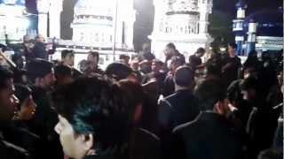 getlinkyoutube.com-Ashura 10 Muharram 1434 (25_11_2012)(Raipur Azadari)