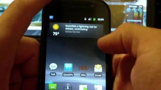 WiFi setup for Android phone