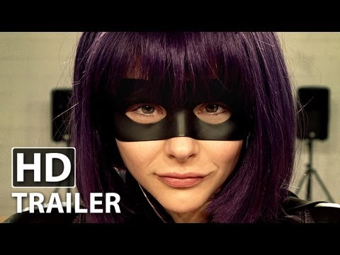 Kick-Ass 2 - Trailer (Deutsch | German) | HD