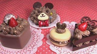 getlinkyoutube.com-【Whipple Craft 'n Fun Creme!】Choco Sweets Set ホイップる チョコスイーツセット