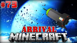 getlinkyoutube.com-Der ASTEROIDENGÜRTEL - Minecraft Arrival #073 [Deutsch/HD]