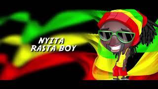 Rasta Boy by Mukadaff ft Sean Brizz(video lyrics)