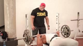 getlinkyoutube.com-Entrenamiento de Pecho con Charro y Graham parte 03