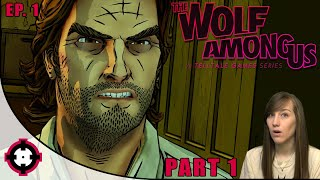 ►The Wolf Among Us◄ Gameplay Walkthrough // Part 1 - Save the Hooker!