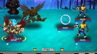 getlinkyoutube.com-Monster Legends - Soccer Cup Dungeon Lv 1