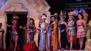 getlinkyoutube.com-Eventsweekly ch ชุดไทยครีเอทีฟ การประกวดนางสาวเชียงใหม่ ประจำปี 2559