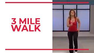 getlinkyoutube.com-START! Walking at Home American Heart Association 3 Mile Walk