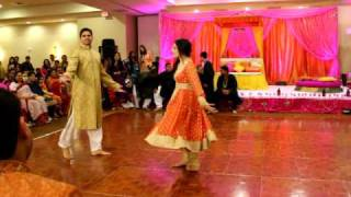 getlinkyoutube.com-THE BEST PITHI DANCE EVER! (3 OF 3) FARIHA & MALIK'S WEDDING!