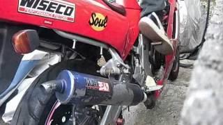 getlinkyoutube.com-2ストバイク(RG200γ ガンマ)キックでエンジン始動