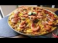 Paella española - Los Consejos de la Jefa