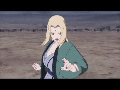 Naruto Shippuden: Ultimate Ninja Storm Generations Ext. Trailer
