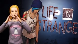 getlinkyoutube.com-THE WORLD IS ENDING | Life Is Strange: Episode 4 (Dark Room)